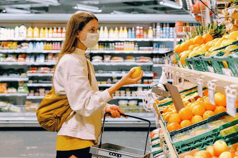 Comment faire des courses sans tomber malade – Covid-19