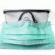 masque covid - nettoyer buée sur lunette
