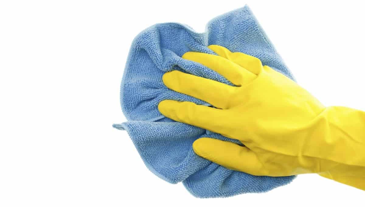 Comment nettoyer les chiffons en microfibre