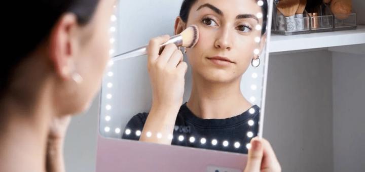 ranger maquillage