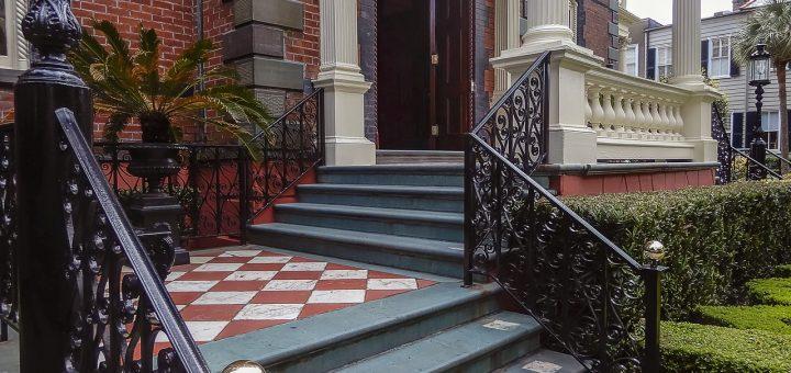 escalier en fer