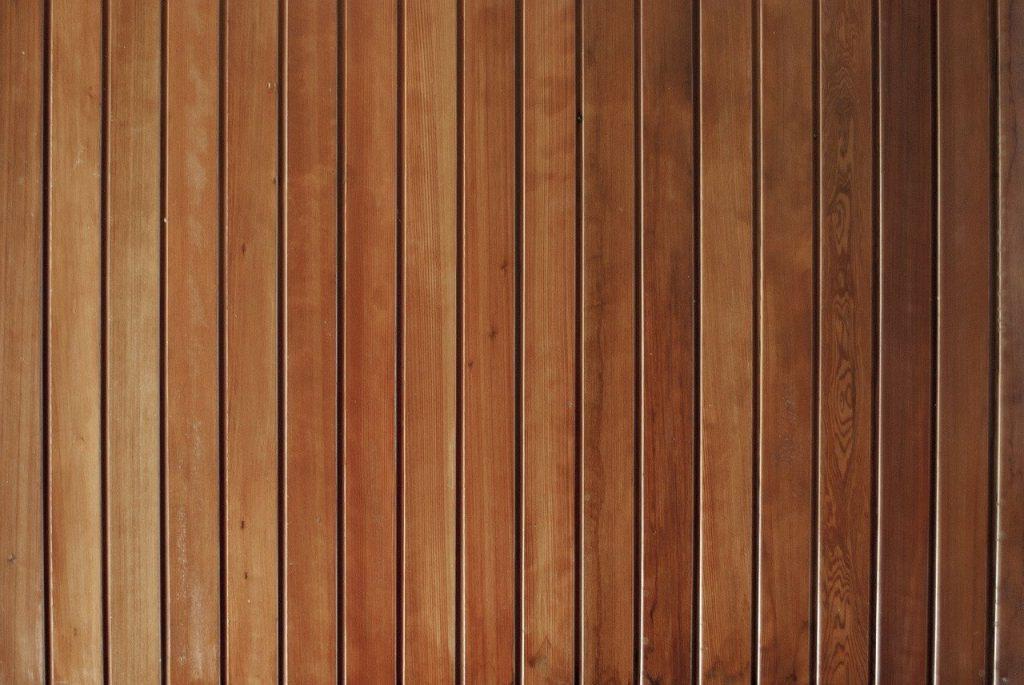 lambris pvc bois