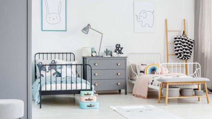 4 idées déco pour une chambre enfant